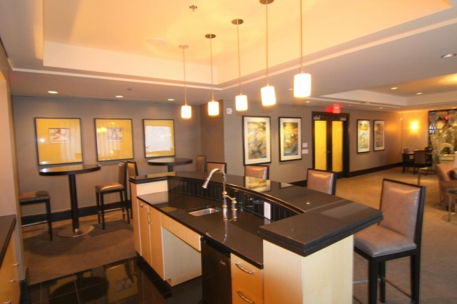 The Lionsgate Party Room offers a spectacular setting for parties & social gatherings