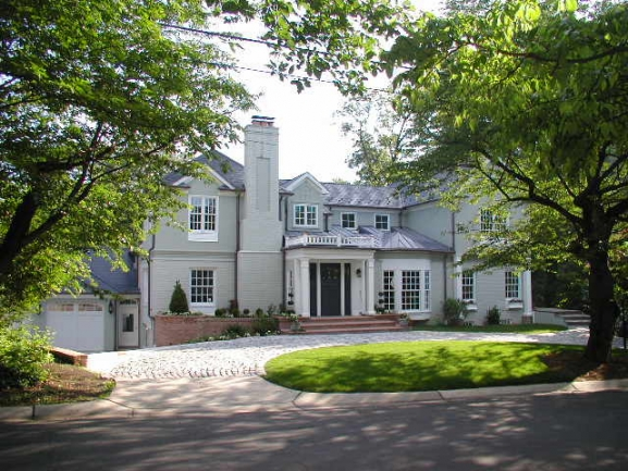 Kenwood Home at 5319 Oakland Rd, Chevy Chase